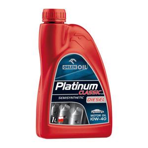 Orlen Oil Platinum Classic Diesel Olej silnikowy półsyntetyczny 10W-40 1l (1)