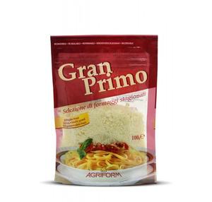 Agriform Gran Primo Ser żółty tarty 100g (1)