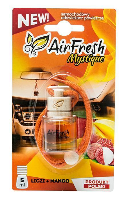 Zapach AIR FRESH MYSTIQUE 5ml liczi + mango (1)