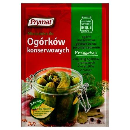 Prymat Mieszanka do ogórków konserwowych 40g (1)