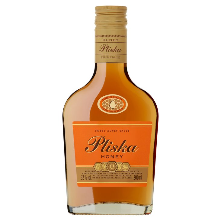 Pliska Honey Likier 200ml (1)