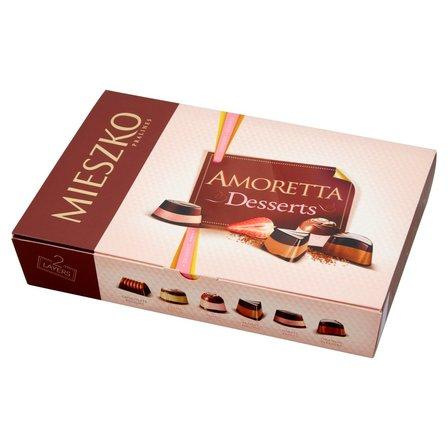 Mieszko Amoretta Desserts Praliny w czekoladzie 276g (1)