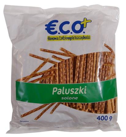 ECO+  Paluszki solone 400g (1)