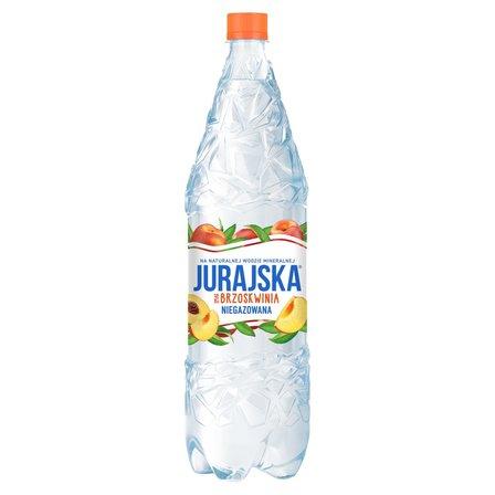 Jurajska Napój niegazowany z brzoskwiniowym smakiem 1,5l (1)