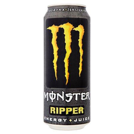 Monster Ripper Gazowany napój energetyzujący 500ml (1)