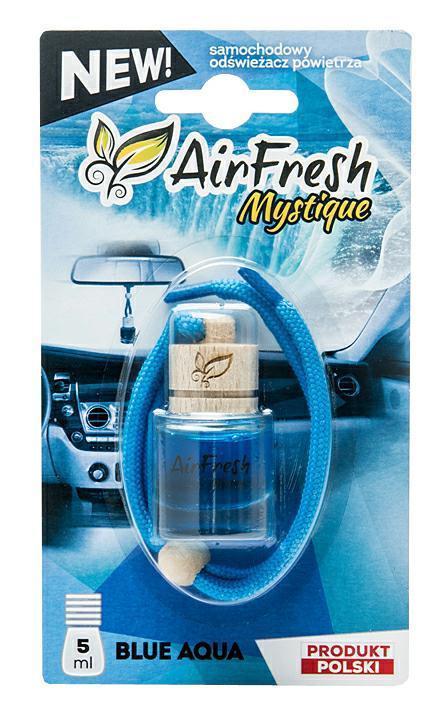 Zapach AIR FRESH MYSTIQUE 5ml blue aqua (1)