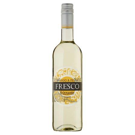 Fresco Frizzante Mango & Pesca Wino słodkie półmusujące polskie 750ml (1)