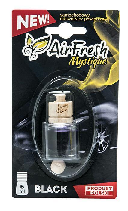 Zapach AIR FRESH MYSTIQUE 5ml black (1)