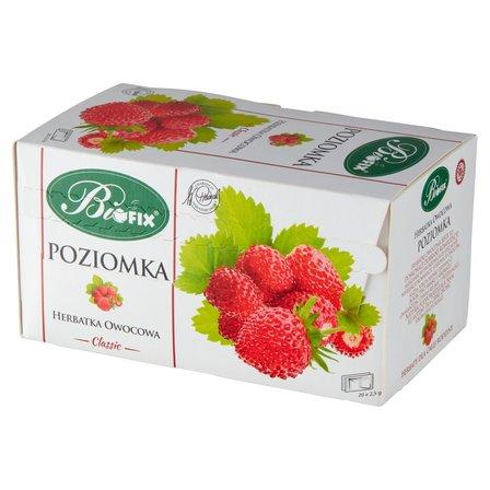 Biofix Classic Herbatka owocowa poziomka 50g (25 tb) (1)
