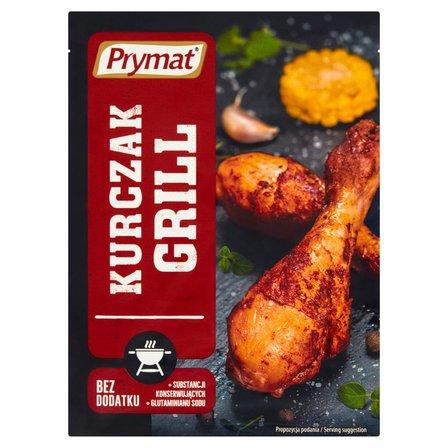 Prymat Przyprawa kurczak grill 25g (1)