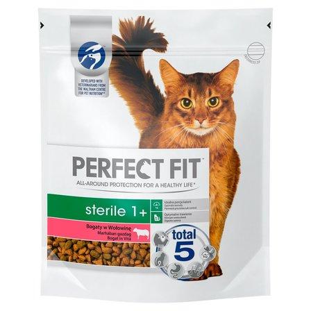 Perfect Fit Sterile 1+ Karma dla dorosłych kotów 750g (1)