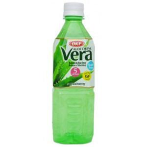 OKF Aloe Vera Napój aloesowy bez cukru 500ml (1)