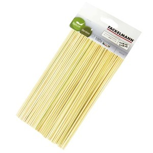 FACKELMANN Patyczki do szaszłyków Bambus 20cm (1)