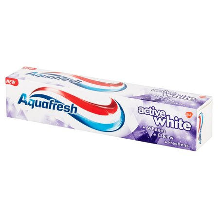 AQUAFRESH Active White Pasta do zębów z fluorkiem (1)