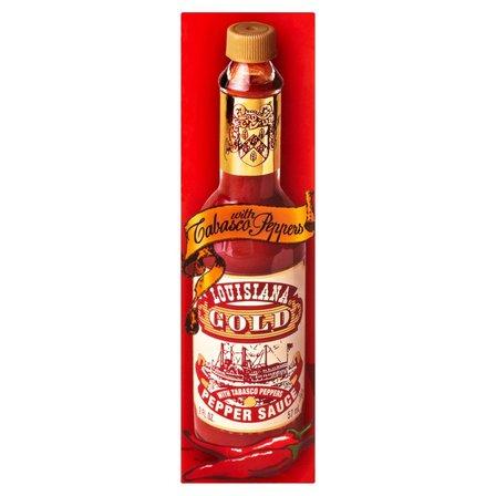 Gold Louisiana Oryginalny sos chili z papryki tabasco 57ml (2)