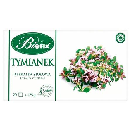 Biofix Herbatka ziołowa tymianek 35g (20 tb) (2)
