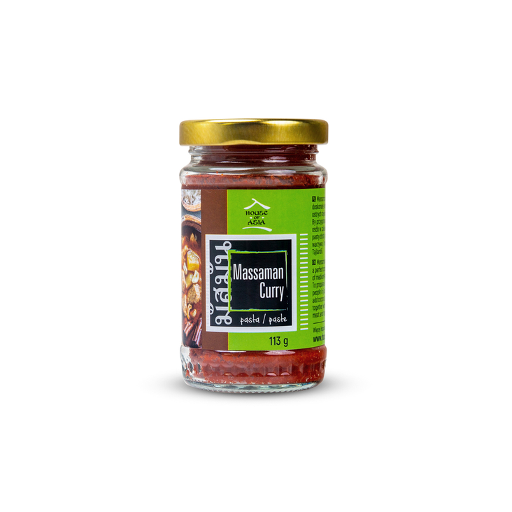 House of Asia Pasta Massaman curry 113g (1)