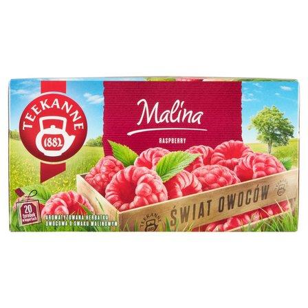 Teekanne World of Fruits Raspberry Aromatyzowana mieszanka herbatek owocowych 50g (20 tb) (2)