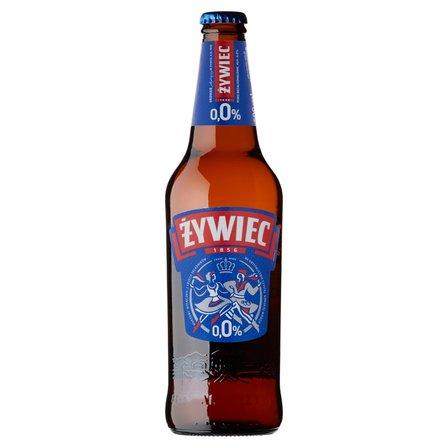 Żywiec Piwo jasne bezalkoholowe 500ml (1)