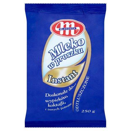 Mlekovita Mleko w proszku odtłuszczone instant 250g (1)
