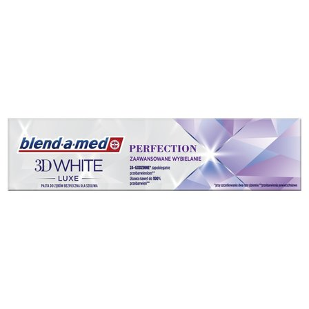 BLEND-A-MED 3DWhite Luxe Perfection Pasta do zębów (3)