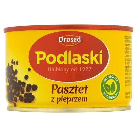 Drosed Podlaski Pasztet z pieprzem 155g (2)