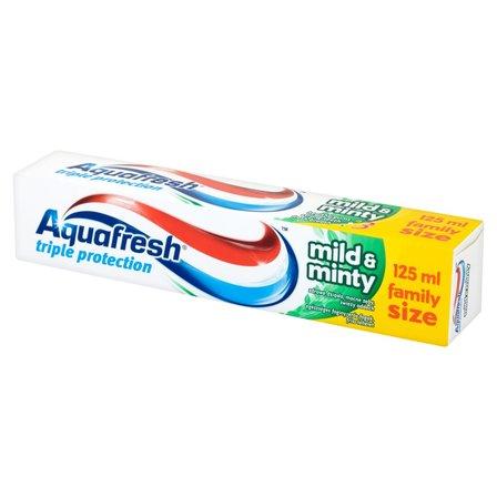 AQUAFRESH Triple Protection Mild and Minty Pasta do zębów (1)