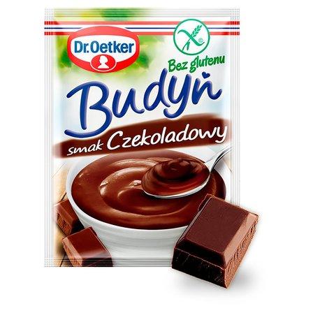 Dr. Oetker Budyń bez glutenu smak czekoladowy 45g (1)