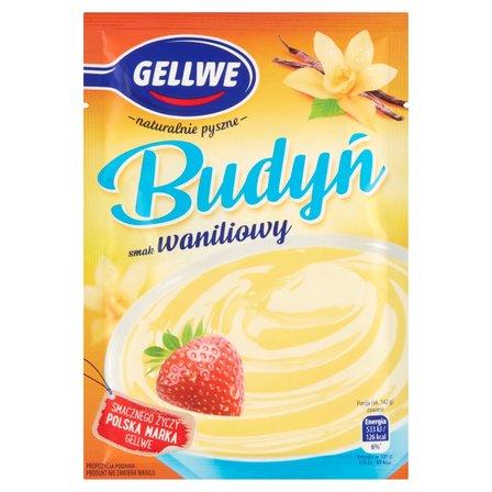Gellwe Budyń smak waniliowy 40g (1)