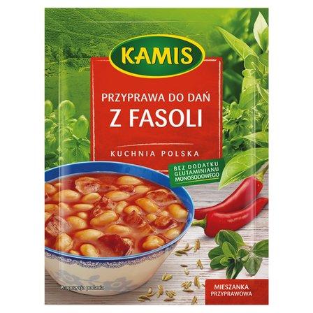 Kamis Kuchnia polska Przyprawa do dań z fasoli Mieszanka przyprawowa 20g (1)