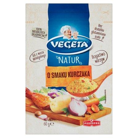 Vegeta Natur Przyprawa o smaku kurczaka 60g (1)
