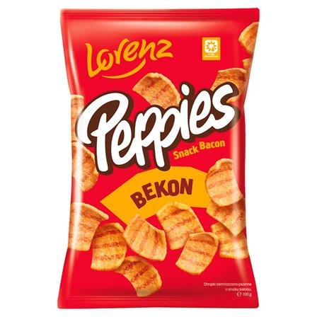 Peppies Chrupki ziemniaczano-pszenne o smaku bekonu 100g (1)