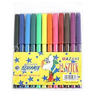 REXUS Mazaki 12 kolorów (1)