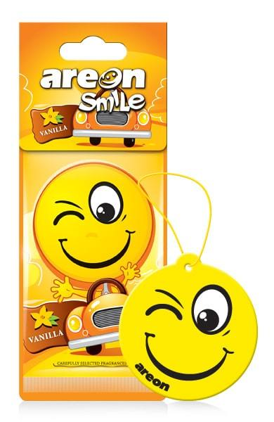 Zapach AREON SMILE DRY VANILLA (1)