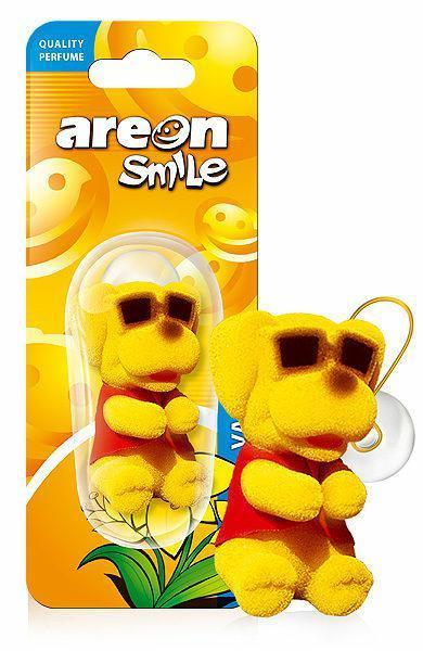 Zapach AREON TOY Vanilla (1)