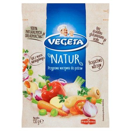 Vegeta Natur Przyprawa warzywna do potraw 150g (1)