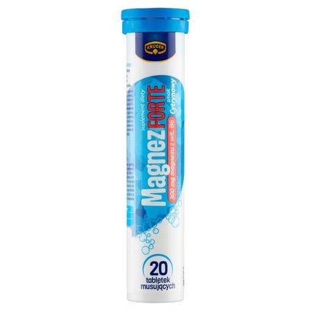 Krüger Suplement diety magnez forte smak cytrynowy 84g (20szt) (1)