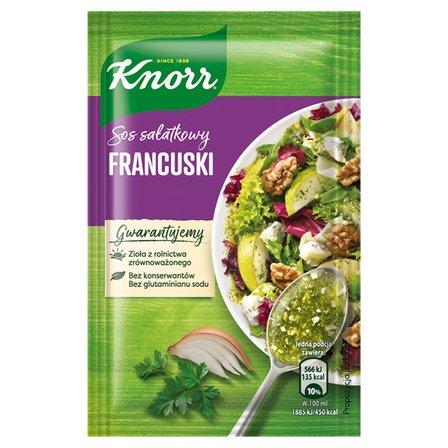 Knorr Sos sałatkowy francuski 8g (1)
