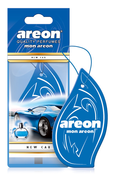 Zapach AREON MON New Car AIR FRESH  (1)