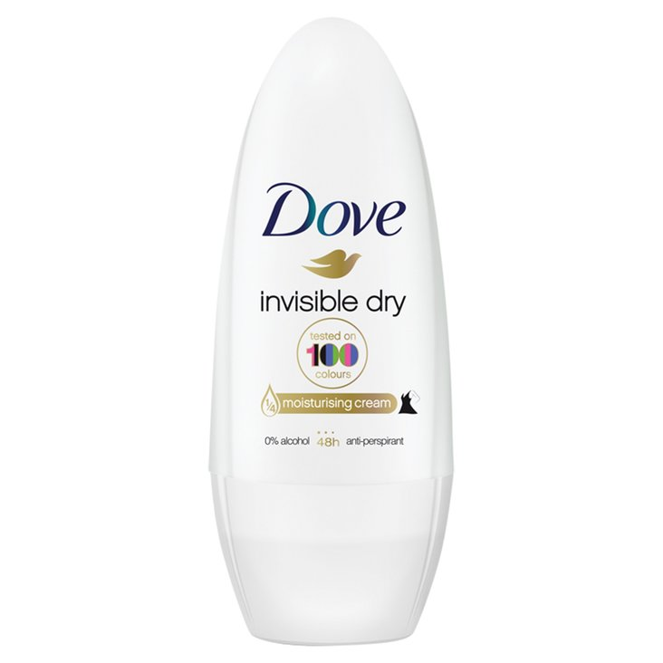 Dove Invisible Dry Antyperspirant w kulce 50ml (2)