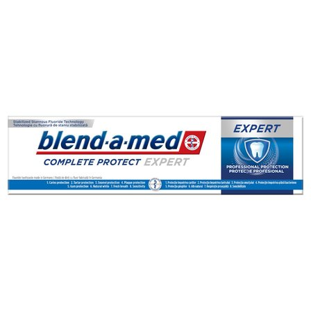 BLEND-A-MED Complete Protect Expert Professional Protection Pasta do zębów (3)