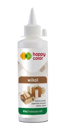 Klej Wikol premium, butelka 100g, Happy Color (1)