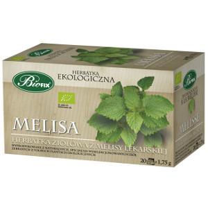 Biofix Melisa Ekologiczna herbatka ziołowa 35g (20 tb) (1)
