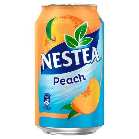 Nestea Ice Tea Napój herbaciany o smaku brzoskwiniowym 330 ml (1)