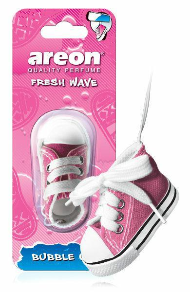 Zapach AREON FRESH WAVE Buble Gum (1)