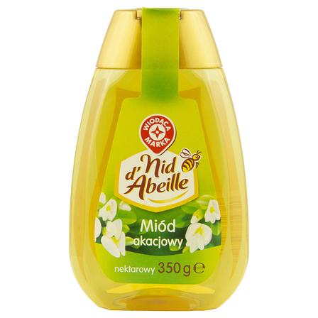 Wiodąca Marka miód akacjowy nektarowy 350g (1)
