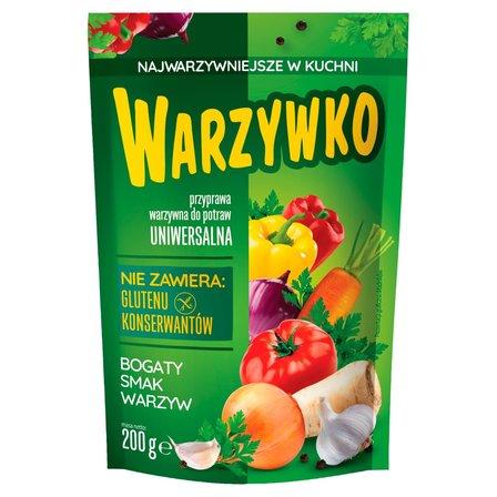 Warzywko Przyprawa warzywna do potraw uniwersalna 200g (1)