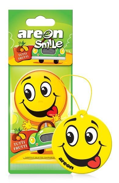 Zapach AREON SMILE DRY TUTTI FRUTTI (1)