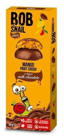 Przekąska mango w mlecznej czekoladzie 30 g (1)