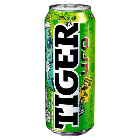 Tiger UFO Gazowany napój energetyzujący 500 ml (1)
